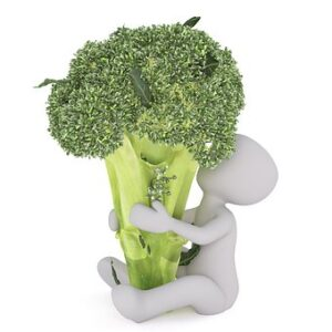 broccoli is a high protein vegetable