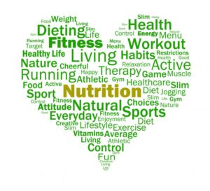 heart shaped nutrition