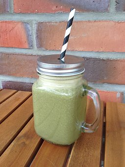 protein powder smoothie