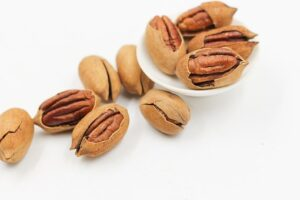 nuts are a source of plant based protein