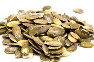 hulled raw pumpkin seeds