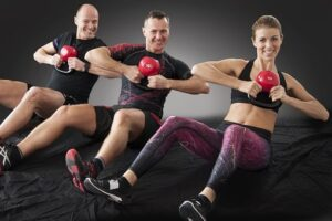HIIT, high intensity interval training