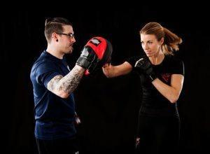 boxercise lesson