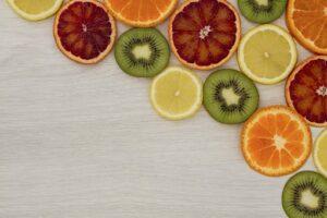 Grapefruit helps to burn fat