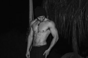 high body muscle mass