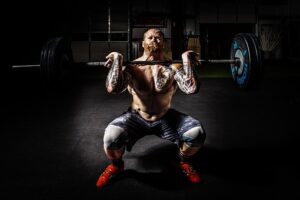 building muscle by doing deadlifts