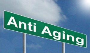 anti aging sign post