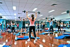 weight bearing exercise class
