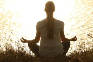 guided breathing