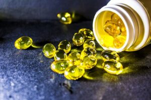 vitamin E oil supplements