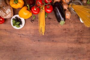 the healthy mediterranean diet