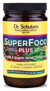 Super Supplements - Green Super Food Powder