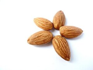 almonds are a super food containing 20 antioxidants
