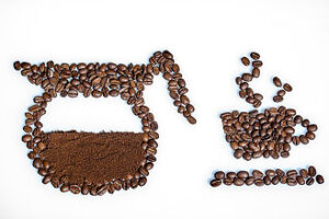 coffee gives you stamina and boosts metabolism
