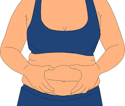 bloated stomach
