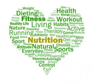nutrition, fitness, dieting