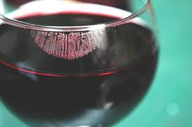 red wine is high in antioxidant resveratrol