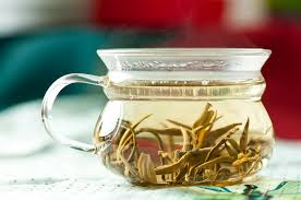 fresh white tea
