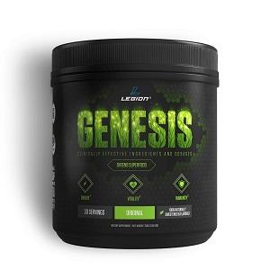 genesis green powder