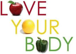 apple, bell pepper, grapefruit