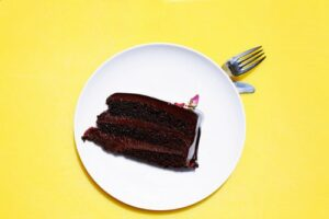Healthy Chocolate Frosting
