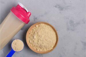 plant based protein powder