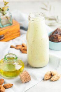 protein smoothie shake