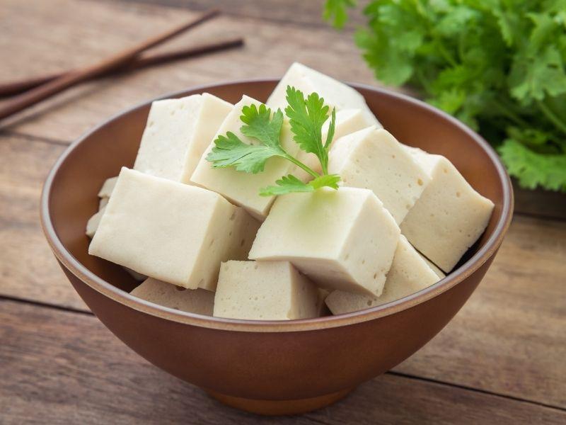 hard block tofu
