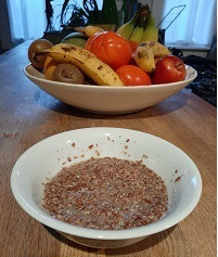 flax egg mix