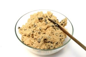 chickpea cookie dough mix