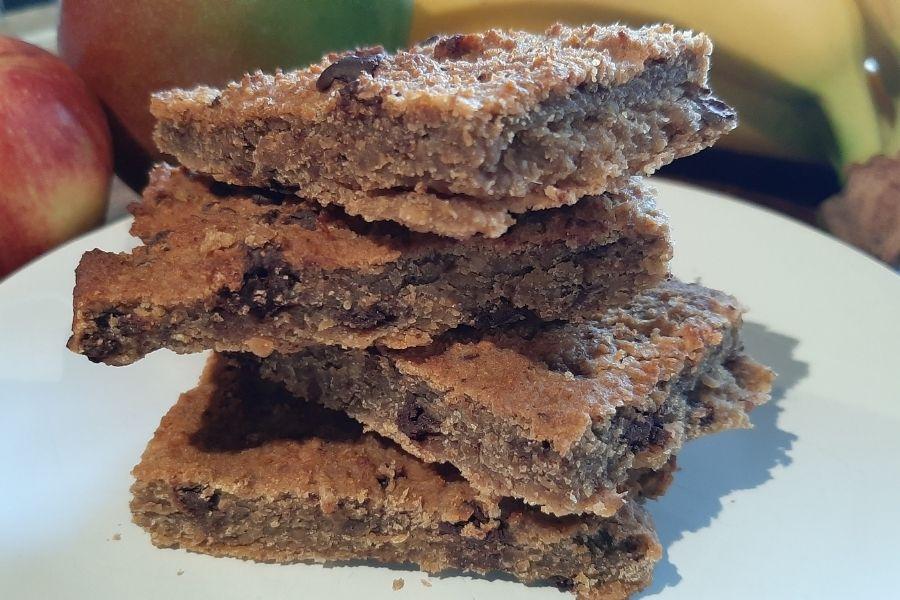homemade peanut butter protein bar recipe