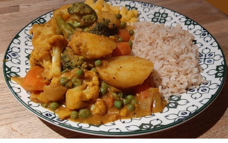 quick english curry recipe