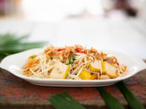 chinese tofu stir-fry