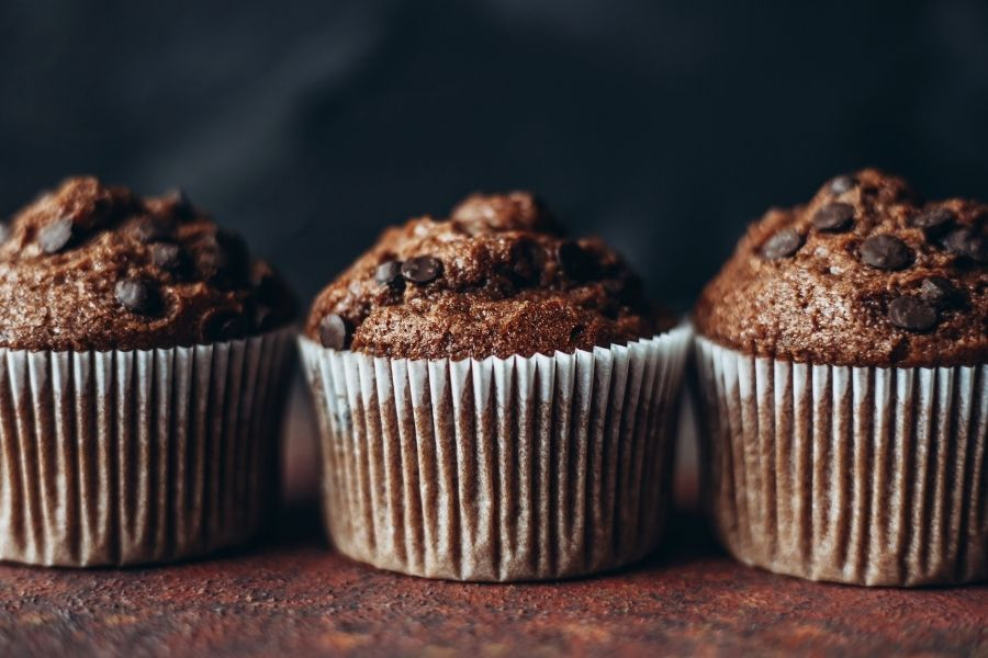 Best Double Chocolate Muffins Recipe