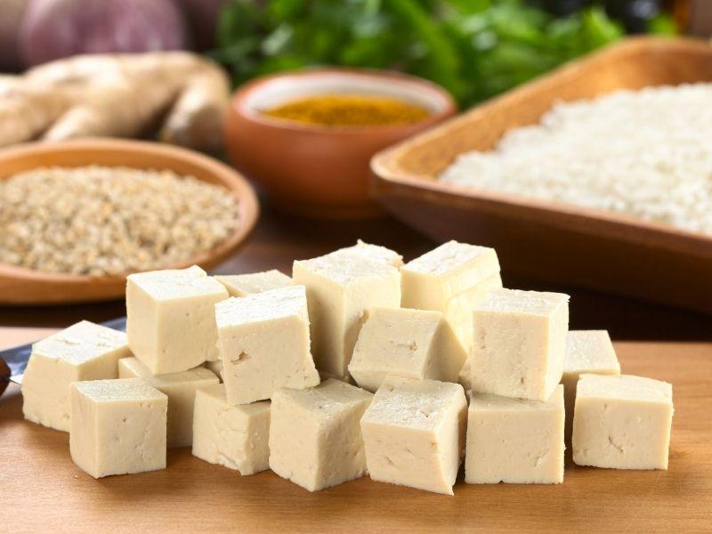 firm block tofu