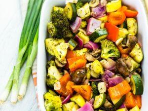 best oven roasted vegetables recipe